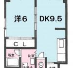 葵マンション 405号室
